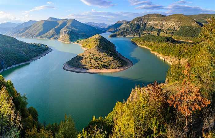 Климатические зоны Болгарии
