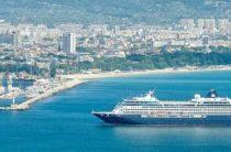 Варна красивый курортный город, морская столица Болгарии