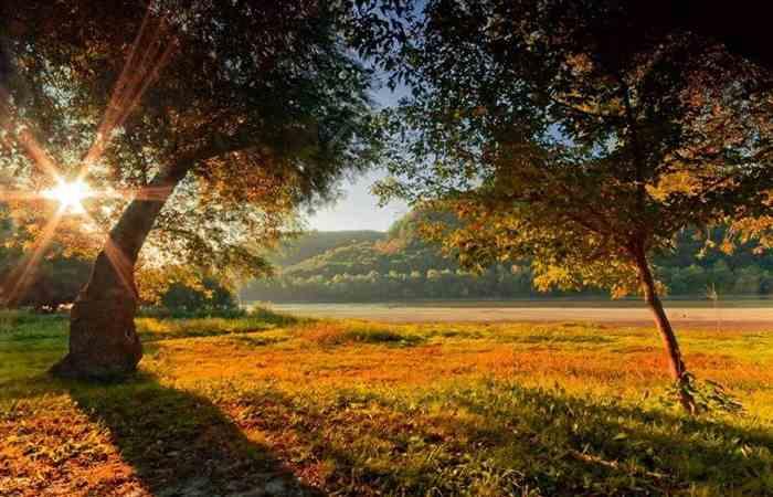 Осенний климат в Болгарии