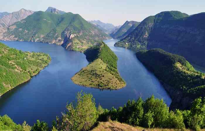 гора Родопи Болгарский климат