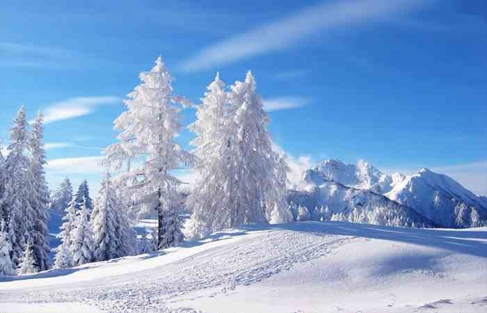 Зимний климат в Болгарии