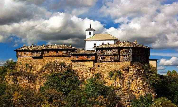 Болгарские монастыри - Гложенский монастырь