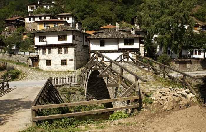 Болгарская деревня Широка Лъка