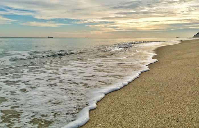 Чистые пляжи Болгарии Паша дере