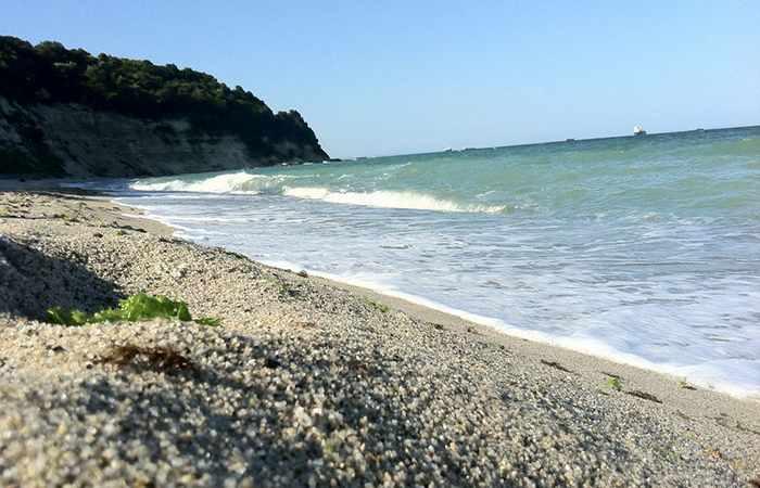 Чистые пляжи Болгарии Ракитника