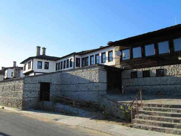 Алибейский Конак в городе Смоляна