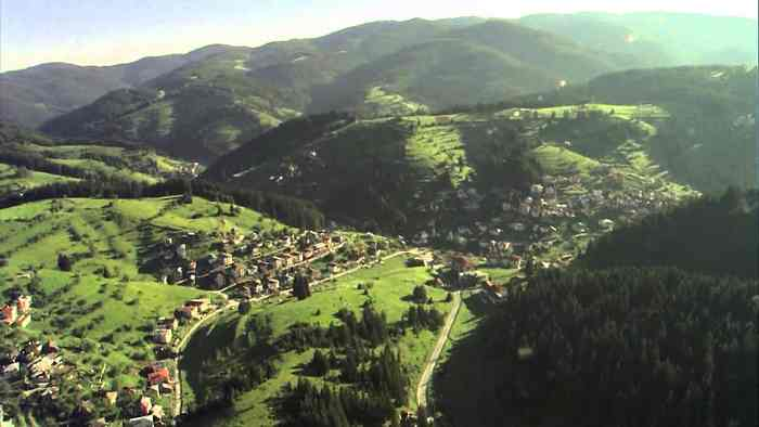 Регион города Смоляна