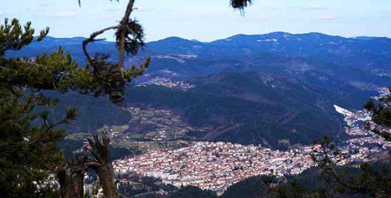 Смолян – самый длинный город в Болгарии