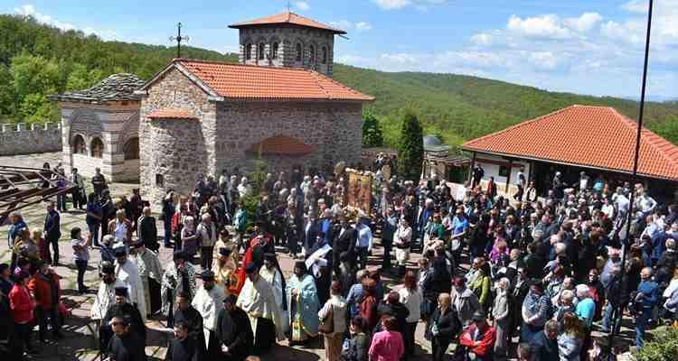 Монастырь «Св. Святой Козьма и Дамиан» в селе Гигинцы