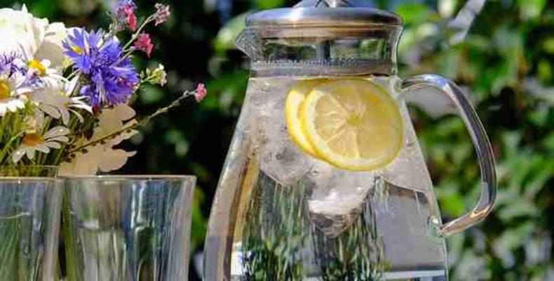 Освежающие домашние летние лимонады