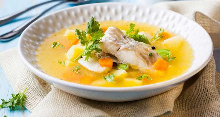 Созопольский рыбный суп