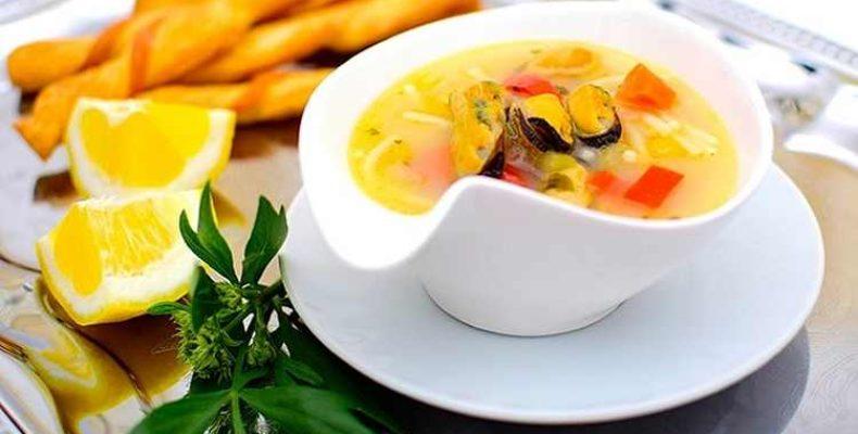 Болгарский рыбный суп и суп из мидий по рыбацки