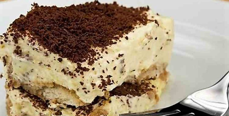 Болгарский домашний торт с яичным кремом