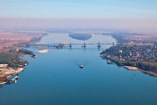 Видин — город с древней историей на берегу реки Дунай