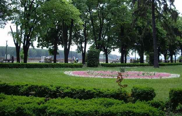 Видин городской сад