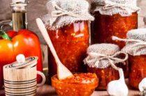 Лечо из болгарского перца «пальчики оближешь»