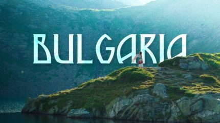 Болгария видео путешествие 8K HDR 60P