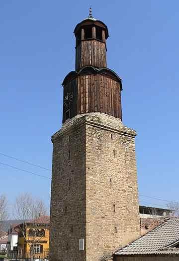 часовая башня Севлиево