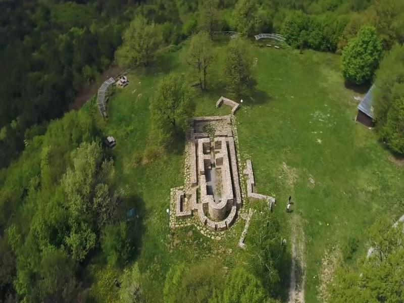 Крепость «Хоталич»