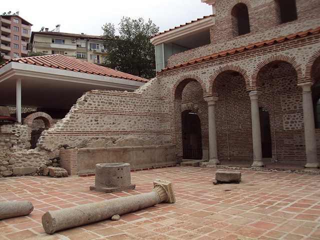 Раннехристиянская базилика