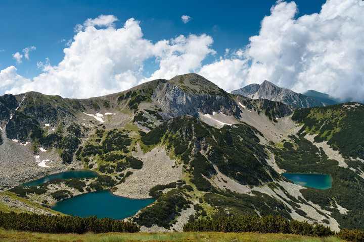 Гора Пирин