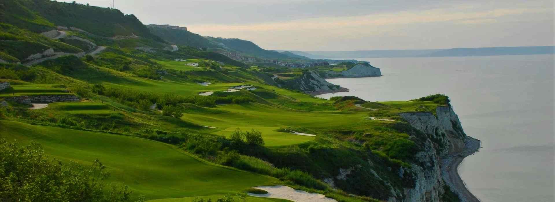 Болгария гольф клуб