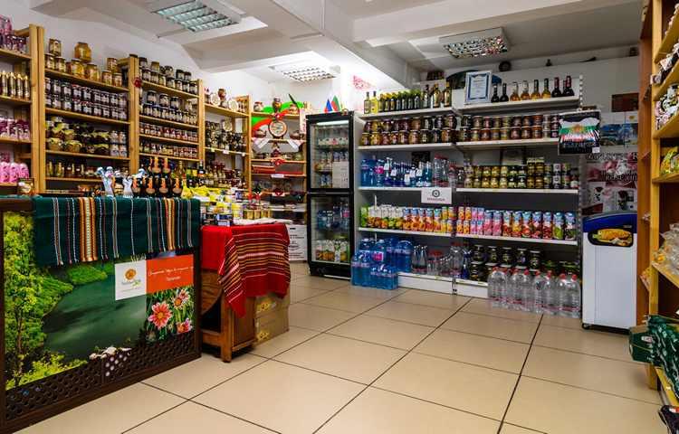 Български магазини в Москва