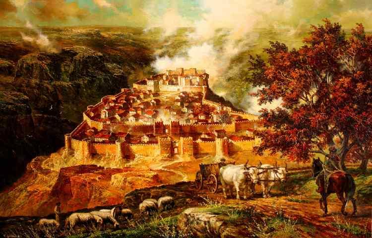 Город крепость Червень