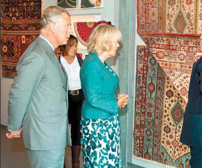 Болгарские ковры - Королевская роскошь