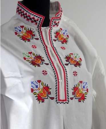 Красивые болгарские вышивки