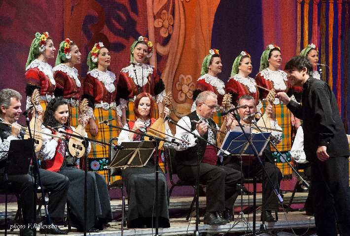 Государственный фольклорный ансамбль Филипп Кутев