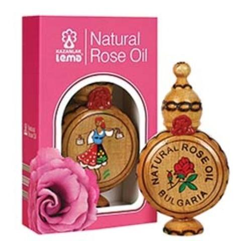 Натуральное розовое масло из Болгарии подарок