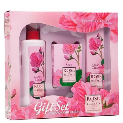 Подарочный набор болгарская роза