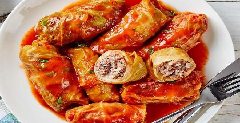 Голубцы болгарский рецепт