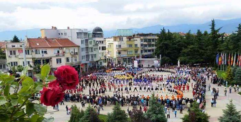 Город Казанлык – город роз