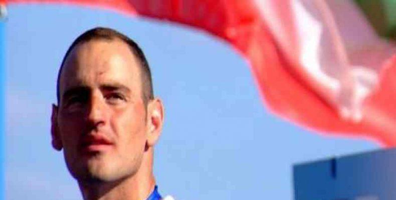 Петр Стойчев самый известный болгарский пловец