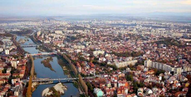 Пловдив великолепный древний город, историческое и культурного наследие Болгарии, часть древней Европы