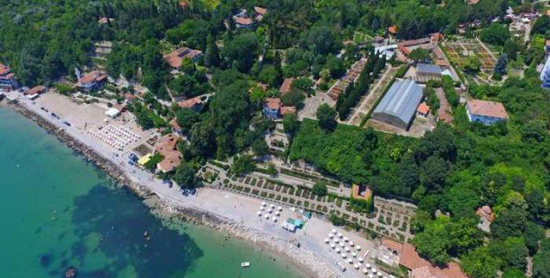 Балчик небольшой живописный город для морского туризма