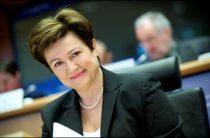 Кристалина Георгиева главный исполнительный директор Всемирного банка