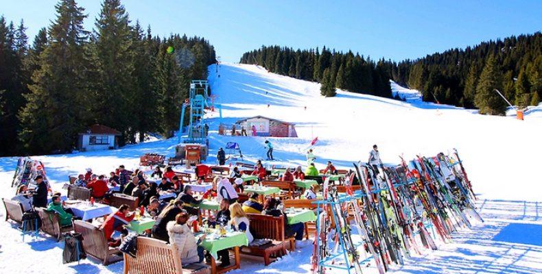 Горнолыжный курорт Пампорово открыл лыжный сезон