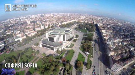 Уникально видео Болгарии, великолепные кадры