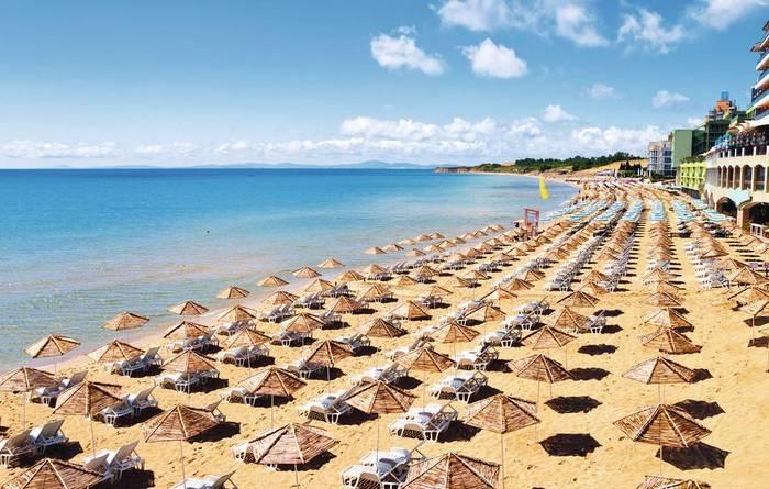 Созополь пляж