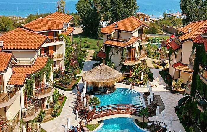 Созополь отель